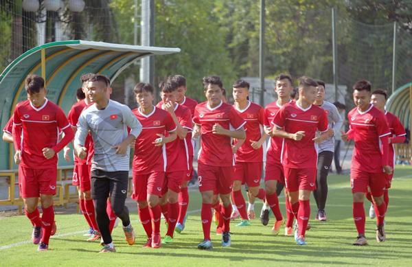 Vượt qua trở ngại, U19 Việt Nam đã sẵn sàng cho Giải vô địch Đông Nam Á 2018