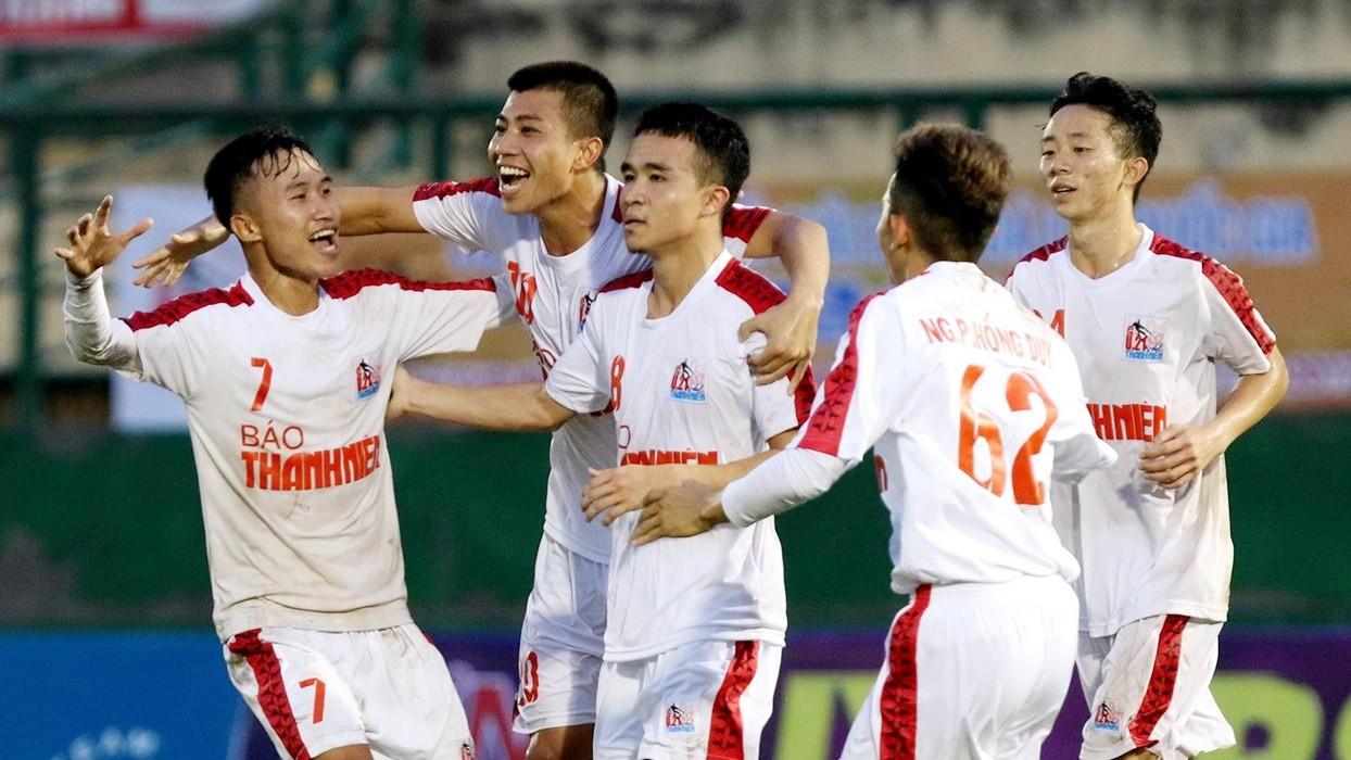 Đã có 18 đội đăng ký tham dự Giải bóng đá vô địch U21 QG 2018