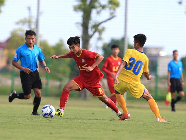 Kết quả lượt 3 bảng B VCK giải Bóng đá U17 Quốc gia – Cúp Thái Sơn Nam 2018, ngày 30/6: Viettel toàn thắng