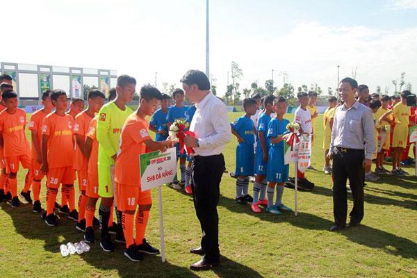Khai mạc VCK giải Bóng đá U13 toàn Quốc 2018