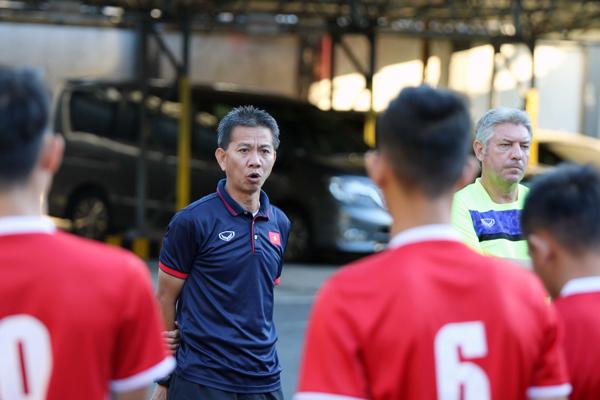 U19 Việt Nam chấn chỉnh tinh thần, lực lượng chuẩn bị cho trận cuối cùng tại bảng A