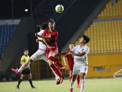 Việt Nam gặp U20 Australia tại bán kết AFF Cúp nữ 2018