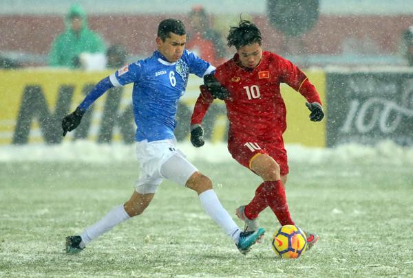 Giải bóng đá quốc tế U23 - Cúp Vinaphone 2018: Tái hiện trận chung kết U23 châu Á 2018