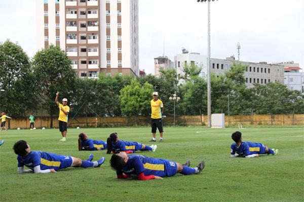 Sau HCĐ AFF Cúp nữ 2018, Đội tuyển nữ Quốc gia tiếp tục chuẩn bị cho Asiad 2018