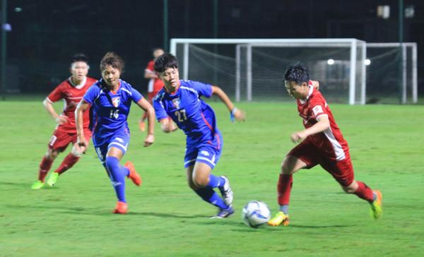 Thi đấu giao hữu (19/7), ĐT nữ Việt Nam vs ĐT nữ Đài Bắc Trung Hoa: 4-3