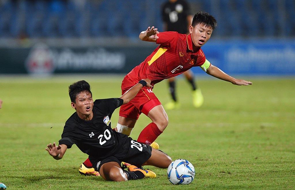 Lịch thi đấu Giải vô địch U16 Đông Nam Á 2018