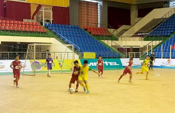 Xác định 8 đội lọt vào vòng Tứ kết giải Bóng đá Nhi đồng Toàn Quốc - Cúp Viettel 2018