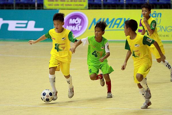Xác định 4 đội giành quyền tham dự vòng Bán kết giải Bóng đá Nhi đồng toàn Quốc - Cúp Viettel 2018