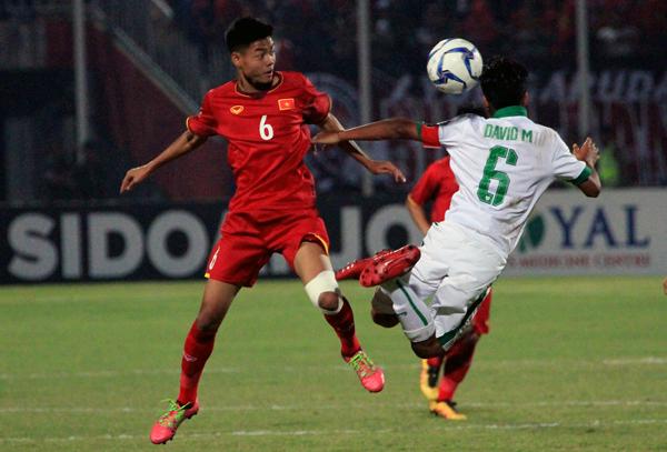 Thua ngược Indonesia, U16 Việt Nam buộc phải thắng 2 trận còn lại