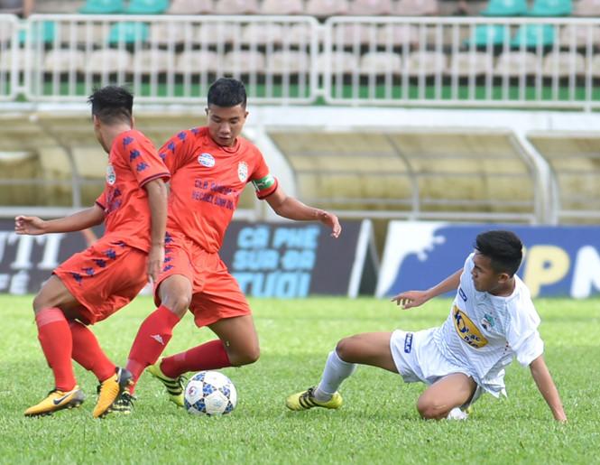 Vòng loại U21 QG Báo Thanh Niên 2018: HAGL đối diện khó khăn