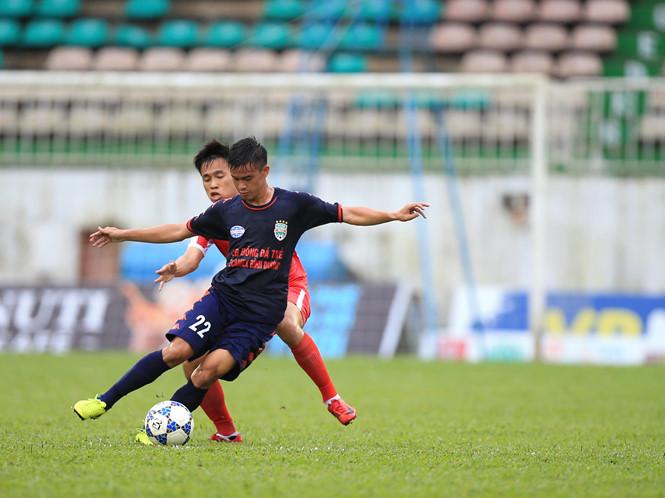 Becamex Bình Dương giành vé đầu tiên dự VCK U21 QG Báo Thanh Niên 2018