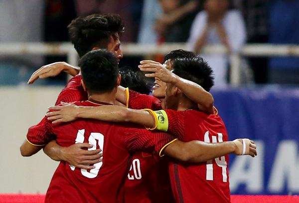 Danh sách chính thức ĐT Olympic Việt Nam tham dự Asiad 2018