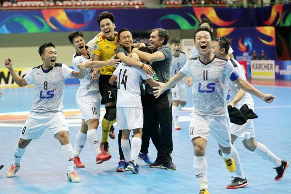 Lội ngược dòng nghẹt thở, Thái Sơn Nam tạo kì tích lọt vào chung kết Cúp CLB Châu Á