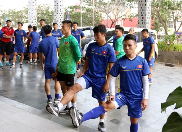 BTC Asiad mắc lỗi khiến Olympic Việt Nam lỡ kế hoạch ra sân tập buổi đầu tiên