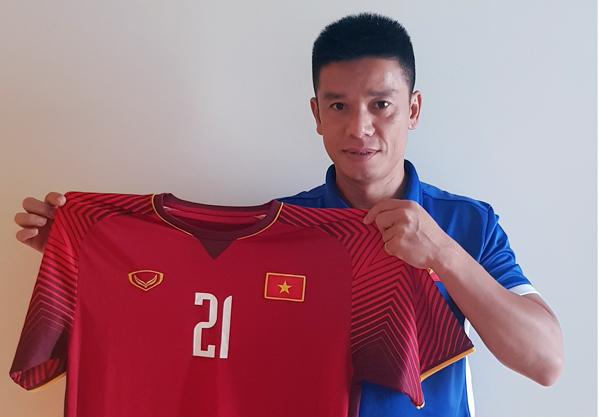 ĐT Olympic Việt Nam đá trận ra quân tại Asiad 18 trong màu áo đỏ truyền thống