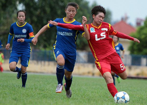 Kết quả lượt trận thứ 2 giải Bóng đá Nữ vô địch U19 Quốc gia 2018, ngày 14/8: Hà Nội tiếp tục đứng đầu bảng