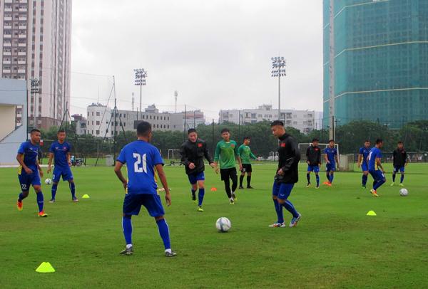 U19 Việt Nam hội quân trở lại, dồn sức cho VCK U19 châu Á 2018
