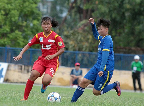 Kết thúc lượt đi giải Bóng đá Nữ vô địch U19 Quốc gia 2018, ngày 19/8: Hà Nội dẫn đầu bảng