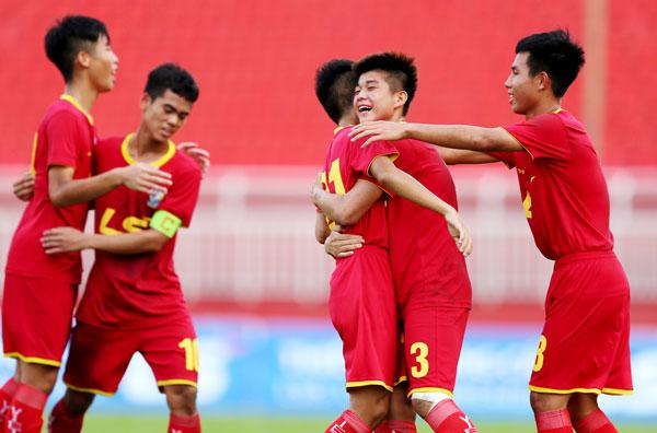 Bán kết 2 U15 Quốc gia - Cúp Thái Sơn Bắc 2018: Viettel giành quyền vào chung kết gặp SLNA