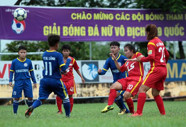 Kết quả lượt về giải Bóng đá Nữ vô địch U19 Quốc gia 2018: Than KSVN đòi được món nợ tại lượt đi