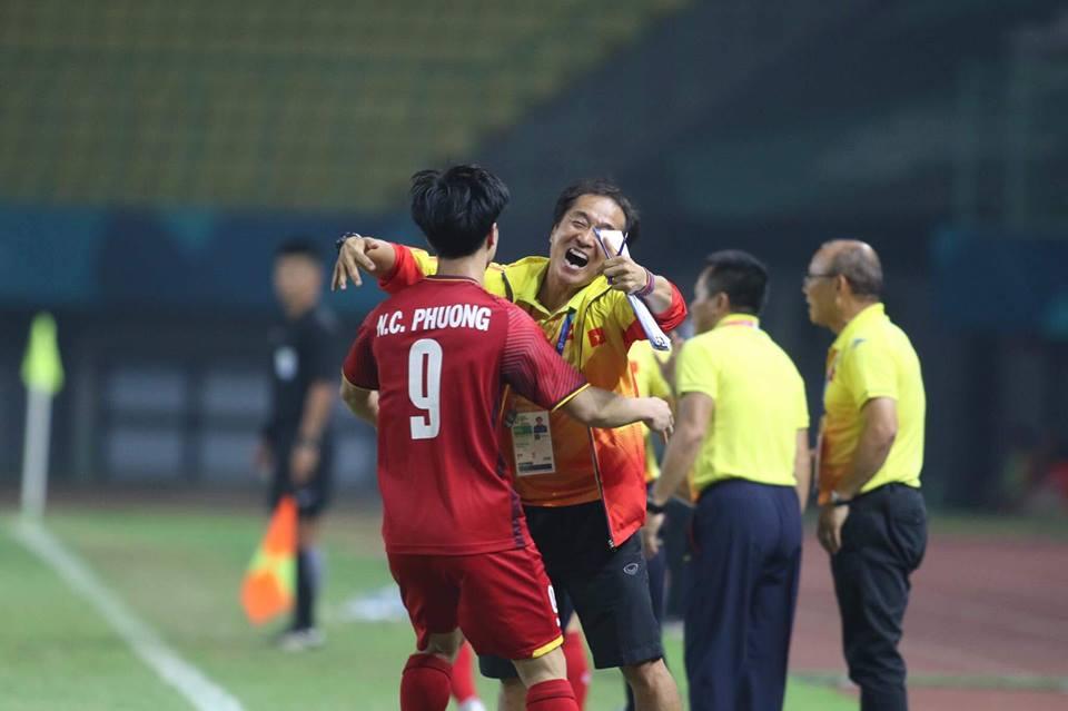 Olympic Việt Nam được thưởng lớn cho chiến tích vào Tứ kết Asiad