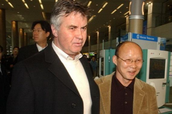 Thầy của HLV Park Hang Seo chuẩn bị dẫn dắt tuyển Trung Quốc!