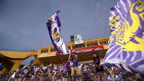 Hà Nội FC: Thành công dưới sân, rực lửa trên khán đài