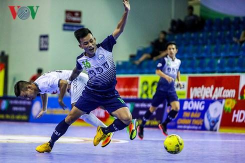 Vòng 11 Giải Futsal VĐQG HDBank 2018 (ngày 11/9): Hải Phương Nam ĐHGĐ khẳng định sức mạnh