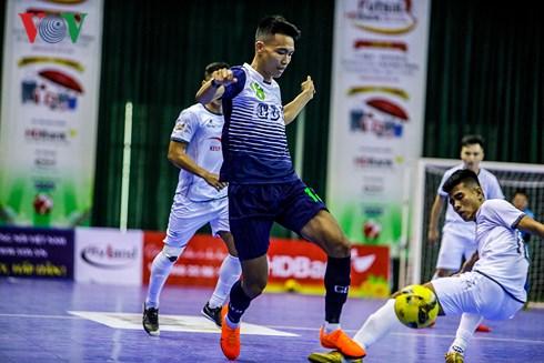 Vòng 12 Giải Futsal VĐQG HDBank 2018 (ngày 14/9): Bất ngờ mang tên Tân Hiệp Hưng