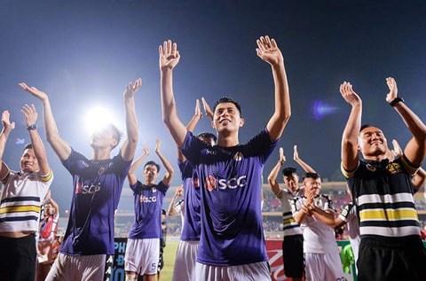Chủ tịch FIFA chúc mừng CLB Hà Nội lần thứ tư vô địch V.League