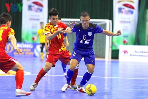 Vòng 13 Giải Futsal VĐQG HDBank 2018 (ngày 15/9): Thái Sơn Nam tạo áp lực lên đối thủ cạnh tranh