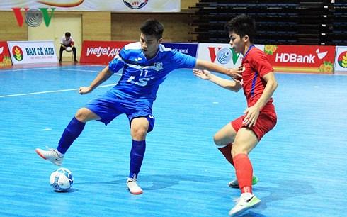 Vòng 13 Giải Futsal VĐQG HDBank 2018 (ngày 16/9): Thái Sơn Bắc mất điểm đáng tiếc