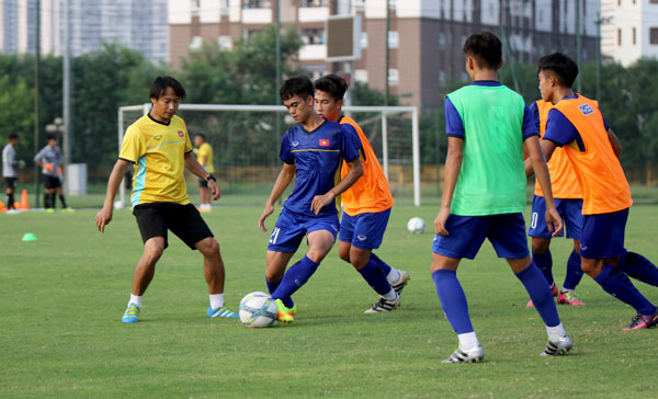 Danh sách chính thức ĐT U16 Việt Nam tham dự VCK U16 châu Á 2018