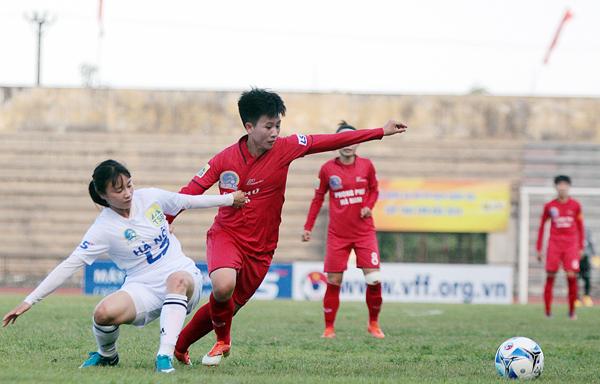 Lượt về giải bóng đá nữ VĐQG - Cúp Thái Sơn Bắc 2018 (17/9): Hà Nội đứt mạch bất bại