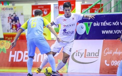 Vòng 14 Giải Futsal VĐQG HDBank 2018 (ngày 18/9): Tân Hiệp Hưng nối dài mạch thắng