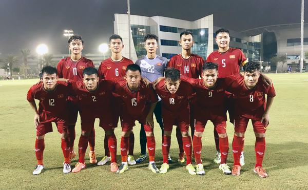 U19 Việt Nam lội ngược dòng giành chiến thắng 3-1 trước Bờ Biển Ngà