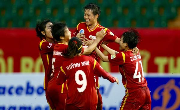 Lượt về giải bóng đá nữ VĐQG - Cúp Thái Sơn Bắc 2018 (20/9): ĐKVĐ khẳng định sức mạnh