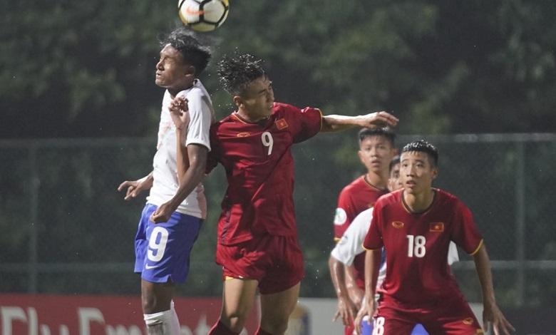 Thua Ấn Độ 0-1, U16 Việt Nam đối diện khó khăn trong cuộc đua tại bảng C