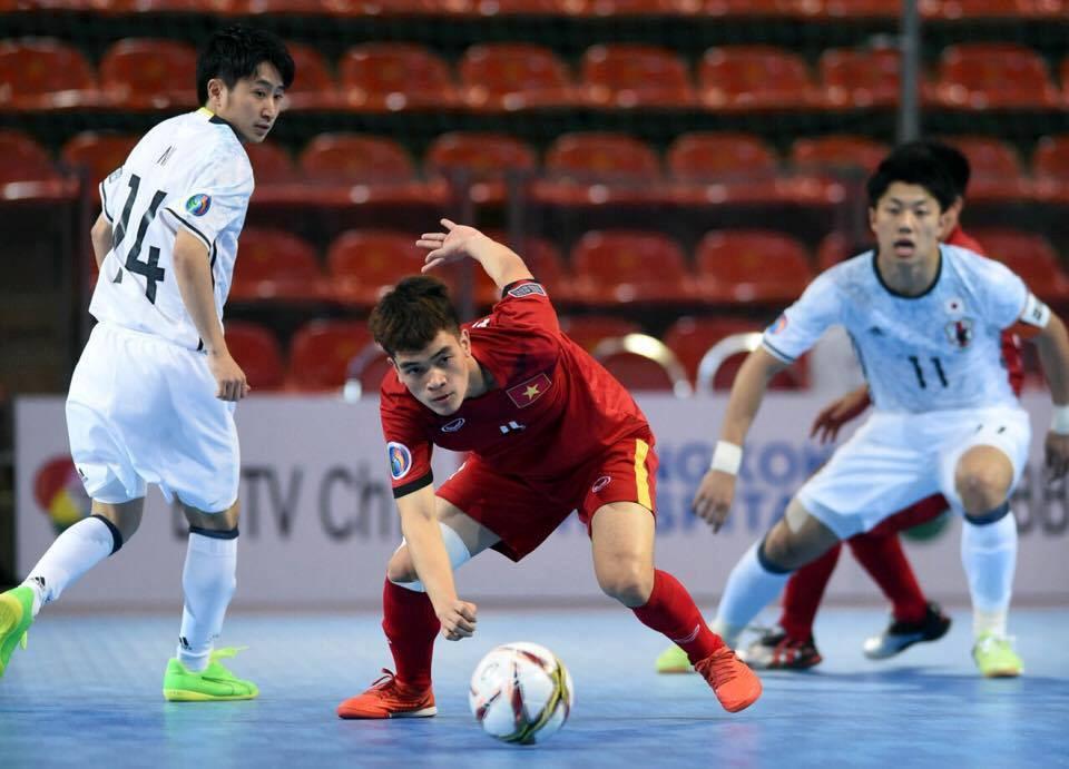Công bố lịch thi đấu của U20 Việt Nam tại Giải Futsal U20 châu Á