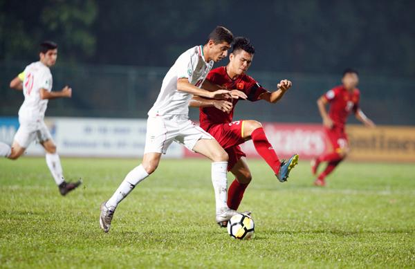 ĐT U16 Việt Nam kết thúc hành trình tại VCK U16 châu Á 2018