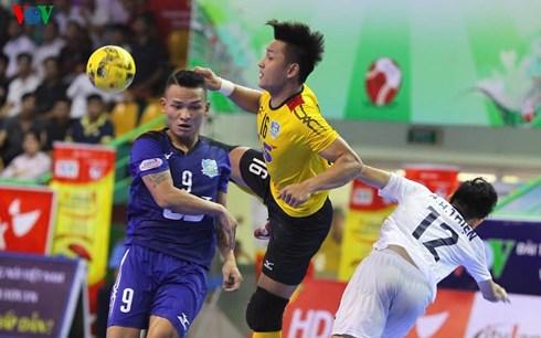 Vòng 15 giải Futsal VĐQG HDBank 2018 (ngày 28/9): Thái Sơn Nam vươn lên nhất bảng