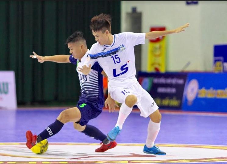 Vòng 16 giải Futsal VĐQG HDBank 2018: Củng cố ngôi đầu, Thái Sơn Nam rộng đường vô địch