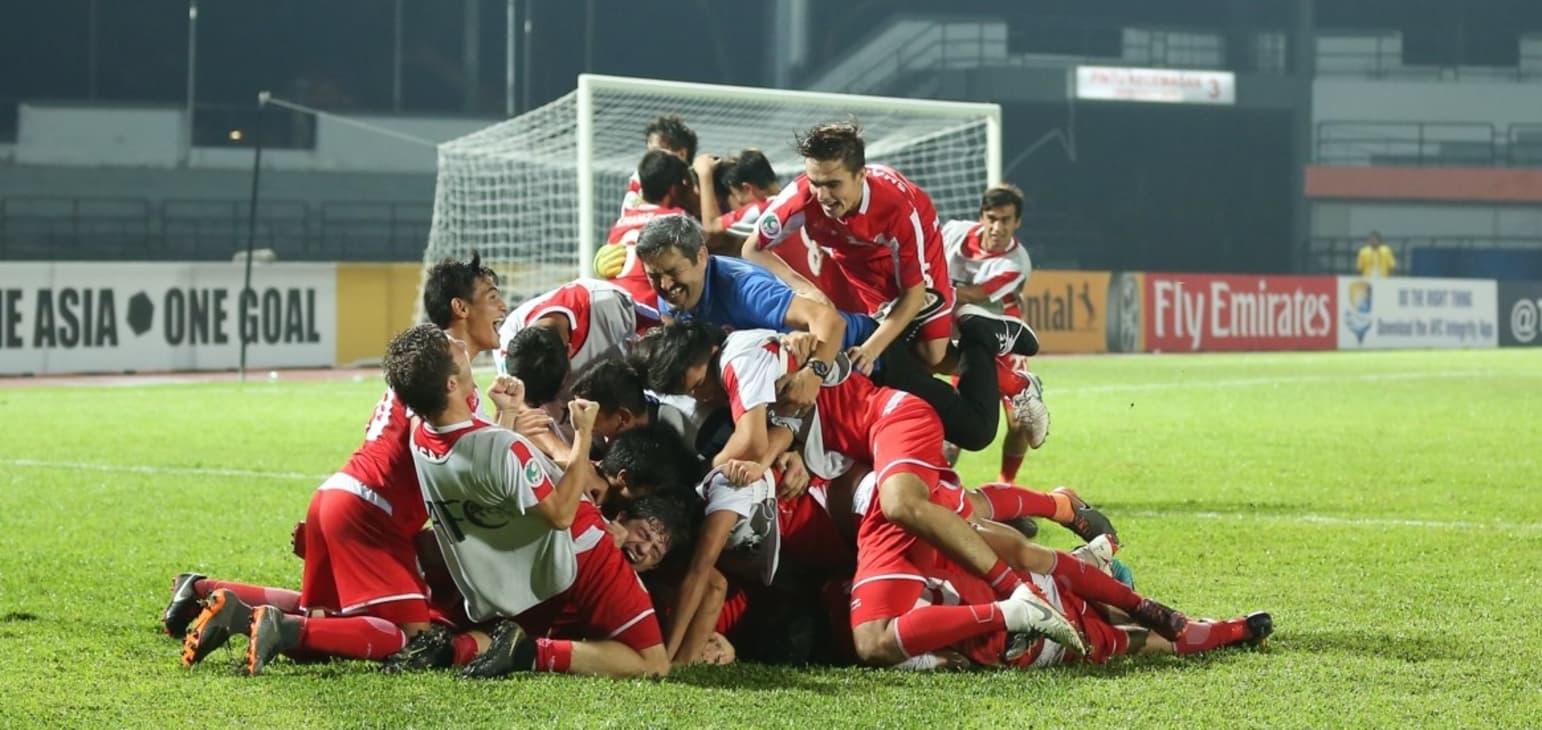 Xác định 4 đội bóng châu Á dự U17 World Cup 2019