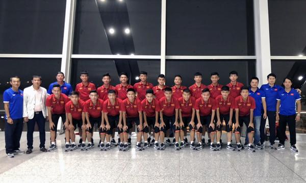 Lịch thi đấu của ĐT U17 Việt Nam tại Giải quốc tế U17 Jenesys 2018 (Nhật Bản)