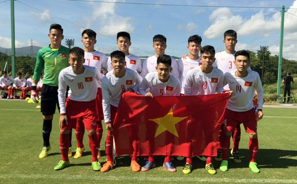 U17 Việt Nam tranh hạng Ba với U17 Thái Lan tại Jenesys 2018