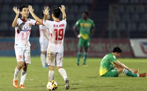 Vòng 26 giải VĐQG Nuti Café 2018: Nam Định đá play-off, XSKT Cần Thơ xuống hạng
