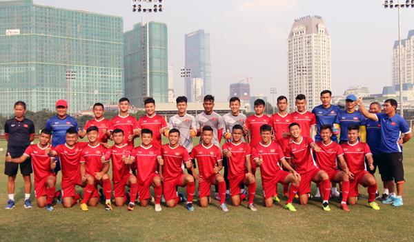 Danh sách ĐT U19 Việt Nam tham dự VCK U19 châu Á 2018