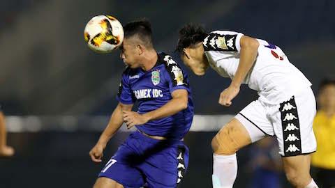 Hoà B.Bình Dương 0-0 ở bán kết lượt về, Hà Nội FC tiếp tục lỡ duyên với Cúp QG