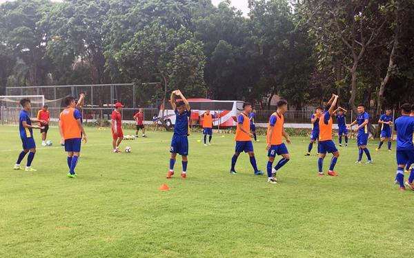 """U19 Việt Nam sẵn sàng cho trận """"thử lửa"""" với U19 Trung Quốc"""