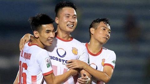 Play-off mùa giải 2018, Nam Định 0-0 (pen 5-3) Hà Nội B: Vé trụ hạng cho Nam Định